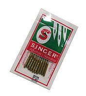 Иглы SINGER №80/11 (10шт) для швейных машин