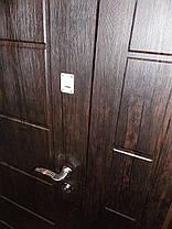Входная дверь модель 1200 П3-470 vinorit-тик, фото 3