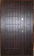 Входная дверь модель 1200 П3-470 vinorit-тик, фото 1