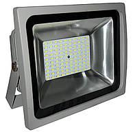 Светодиодный прожектор LEMANSO 50w 6500K серый