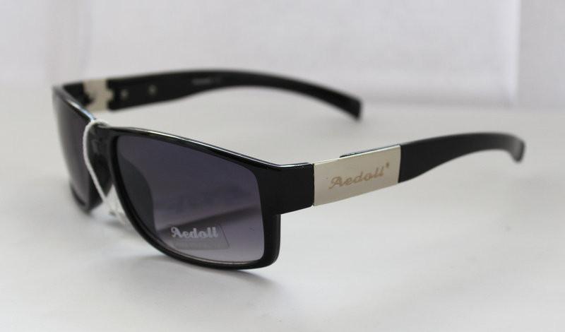 Фирменные солнцезащитные мужские очки