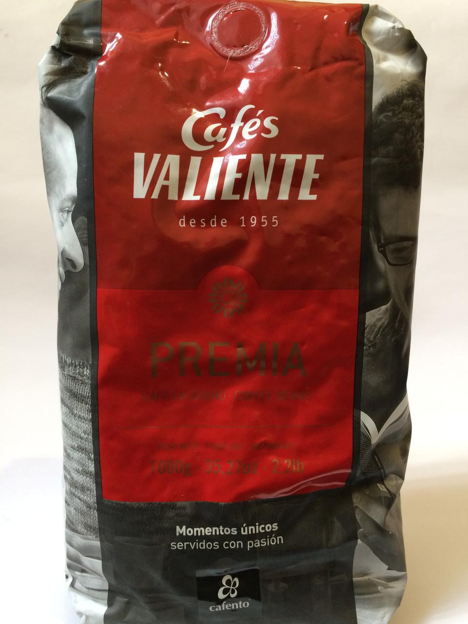 Кофе в зернах Valiente Premia 1 кг.