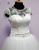 "Свадебное платье ""Крылышки"""