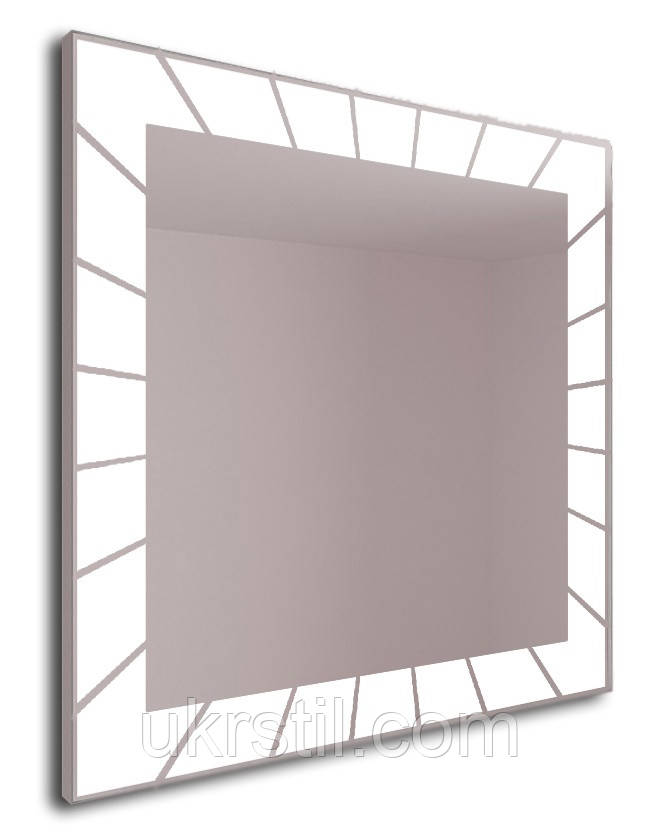 Зеркало Amata с подсветкой