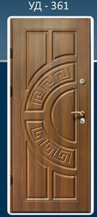 Входные двери Економ 361