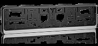 Рамка номерного знака (Niva 4x4)(пр-во Grocar)