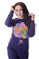 Модная кофточка с воздушными шариками