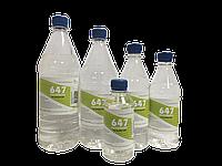 Растворитель 647 б/п (ПЭТ бутылка 0,5л.)