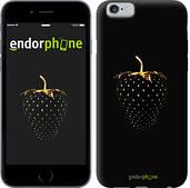 """Чехол на iPhone 6s Черная клубника """"3585c-90"""""""