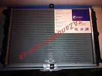 Радиатор охлаждения основной Сенс Sens без кондиционера алюминиево-паяный Лузар Luzar Россия LRc 01083b