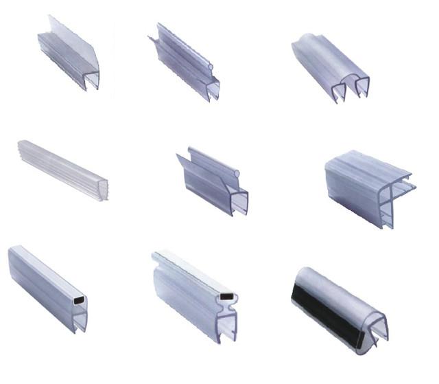 Брызговики и магнитные уплотнители для душевых кабин