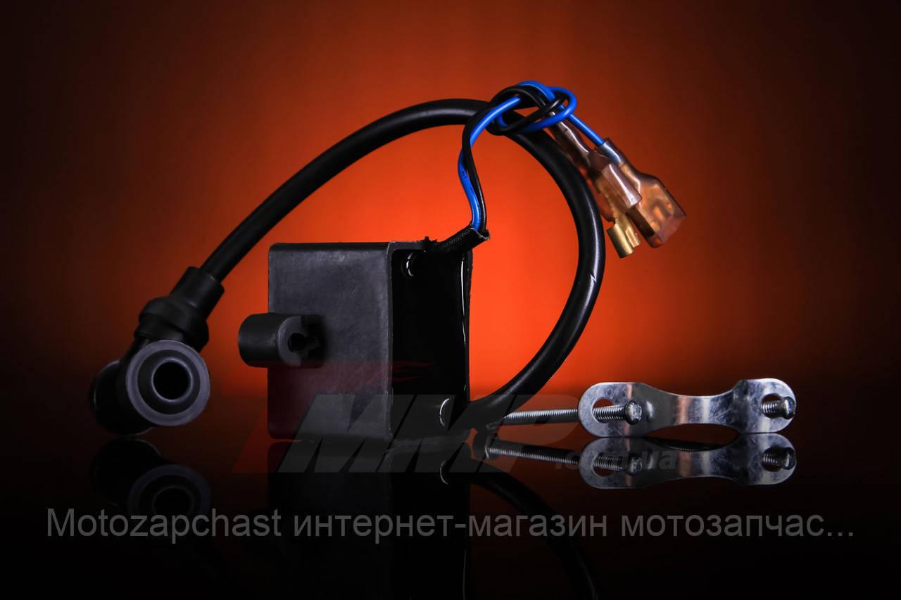 Катушка зажигания интегрированная CDI Веломотор ( China )