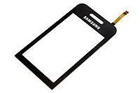 Сенсор (тачскрин) Samsung S5233 Star TV черный