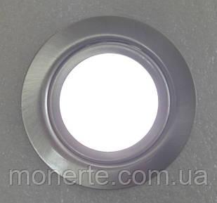 Світильник меблевий врізний світлодіодний 220V G4
