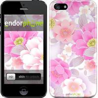 """Чехол на iPhone 5s Цвет яблони """"2225c-21"""""""