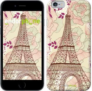"""Чехол на iPhone 6 Романтика Парижа """"2064c-45"""""""