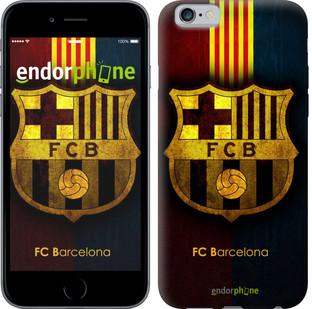 """Чехол на iPhone 6 Барселона 1 """"326c-45"""""""