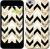 """Чехол на iPhone 6s Шеврон 10 """"3355c-90"""""""
