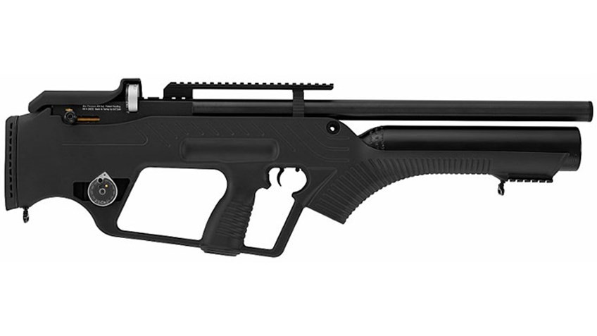 Пневматическая винтовка PCP Hatsan Bullmaster + насос Hatsan