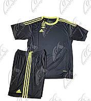 Футбольная форма игровая Adidas (Адидас темно синяя), фото 1