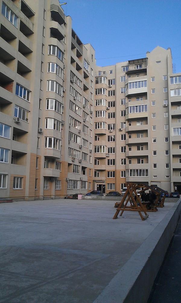 1 комнатная квартира переулок Светлый