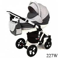 Детская универсальная коляска 2 в 1 Adamex Avila 227W