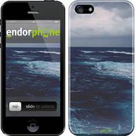 """Чехол на iPhone 5s Океан """"2689c-21"""""""