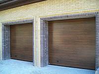 Ворота секционные гаражные Trend 3000х2500, фото 1