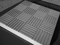 Плитка тротуарная печенье