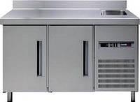 Холодильный стол с мойкой Fagor MSP-150-F (2 дверей, с мойкой)