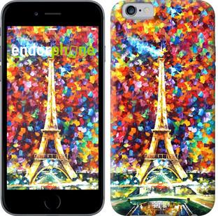 """Чехол на iPhone 6 Париж """"830c-45"""""""