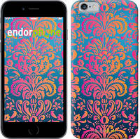 "Чехол на iPhone 6s Барокко хамелеон ""2020c-90"""