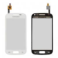 Сенсор (тачскрин) Samsung I8160 Galaxy Ace II белый
