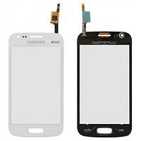 Сенсор (тачскрин) Samsung S7270 Galaxy Ace 3, S7272 Galaxy Ace 3 Duos белый