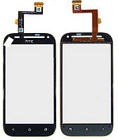 Сенсор (тачскрин) HTC Desire SV T326e Black