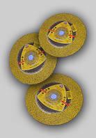 Круг відрізний для металу Кроненфлекс 41 А24 125(2,5 22,2 Extra (25шт/уп))