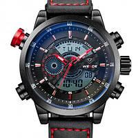 Часы наручные Weide Premium Red