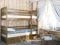 """Ліжко 2-ярусне """"Єва"""""""