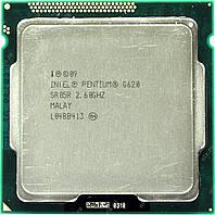Процессор сокет 1155 intel Pentium G620 (2 ядра по 2,6 Ггц)