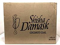 Уголь Shisha Damask 15кг.