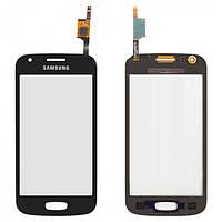 Сенсор (тачскрин) Samsung S7270 Galaxy Ace 3, S7272 Galaxy Ace 3 Duos черный
