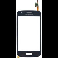 Сенсор (тачскрин) Samsung S7270 Galaxy Ace 3, S7272 Galaxy Ace 3 Duos серый