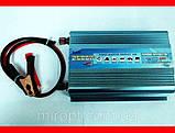 Перетворювач напруги 2500W 12/220В (інвертор), фото 3