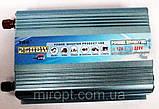 Перетворювач напруги 2500W 12/220В (інвертор), фото 4