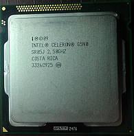 Процессор сокет 1155 intel Celeron G540 (2 ядра по 2,5 Ггц)