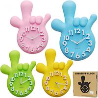 Часы настенные Детские Тип-Топ кварц.пластик 39*4,5*30 см Your Time 05-023