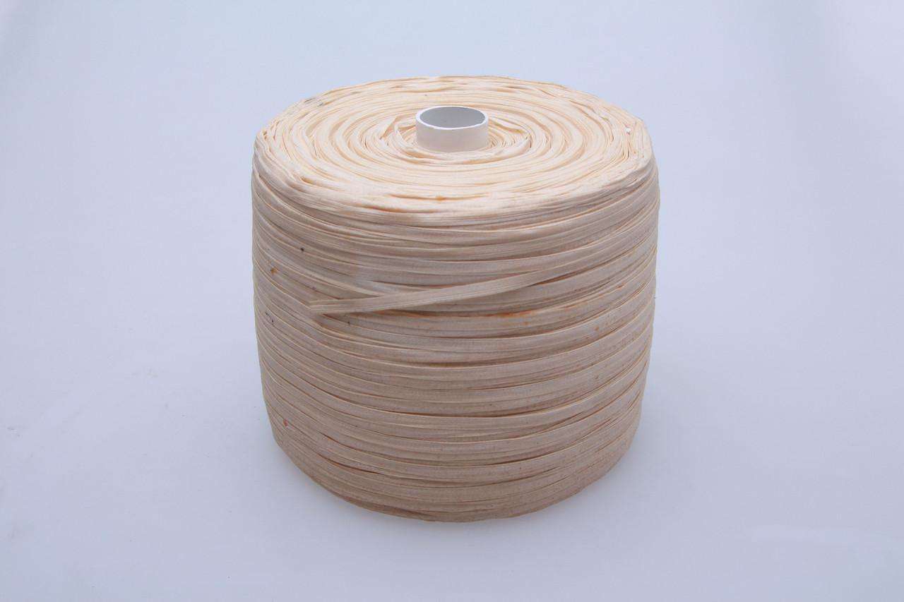 Тесьма клеевая хлопчатобумажная 5мм (1000м)