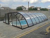 Павильон для бассейна Classic standart 8,5х3,3х1,25 м