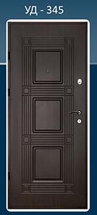 Входные двери Стандарт 345