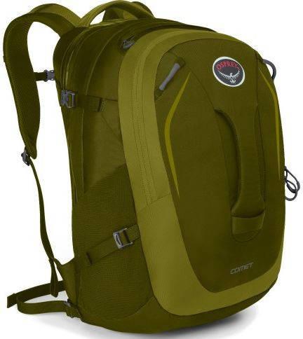 Качественный городской рюкзак Osprey Comet 30 O/S зеленый
